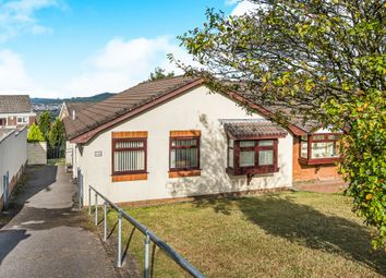 Thumbnail 3 bedroom semi-detached bungalow for sale in Mackworth Drive, Cimla, Neath