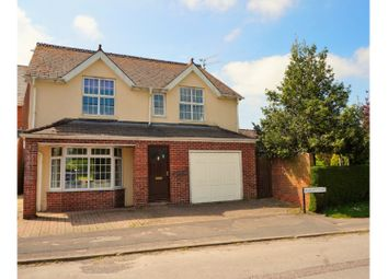 Thumbnail 4 bed detached house for sale in Draycott Road Chiseldon, Swindon