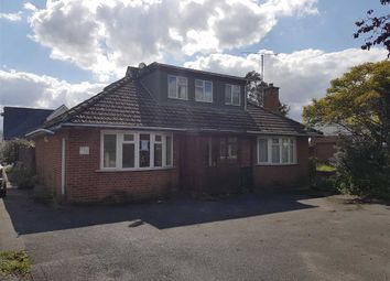 Thumbnail 4 bed detached bungalow for sale in Leigh Road, Wimborne