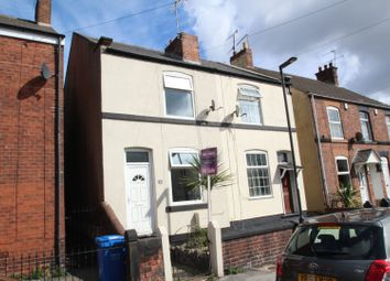 Thumbnail 3 bed semi-detached house for sale in Holland Road, Chesterfield