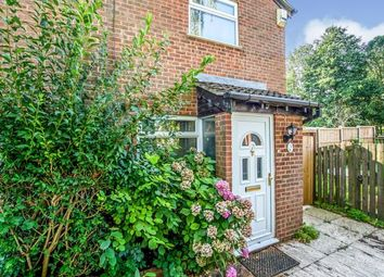 1 bed terraced house for sale in Speedwell Close, Luton, Bedfordshire LU3