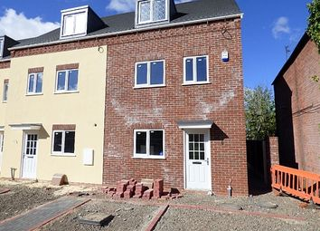 Thumbnail 3 bed town house for sale in Evesham Road, Redditch
