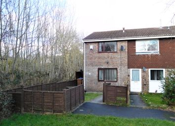 Thumbnail 2 bed end terrace house for sale in Bro Y Fan, Mornington Meadows, Caerphilly