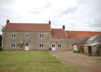 Thumbnail 4 bed farmhouse to rent in Kirton Road, Scotter, Lincolnshire