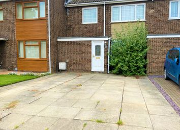 Thumbnail 3 bed terraced house for sale in Cemetery Road, Whittlesey, Peterborough