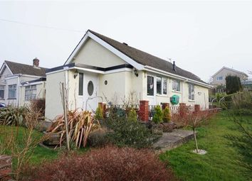 Thumbnail 2 bedroom detached bungalow for sale in Heol Pen Y Scallen, Swansea