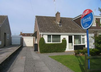 Thumbnail 2 bed semi-detached bungalow to rent in Wimblestone Road, Winscombe
