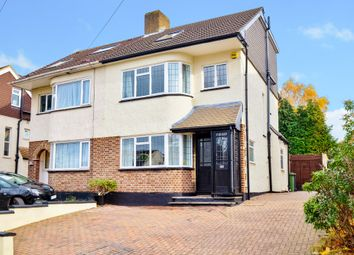 Thumbnail 3 Bed Semi Detached House For Sale In Bassetts Way Farnborough Orpington
