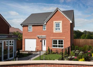 "Thumbnail 4 bed detached house for sale in ""Ripon"" at Mount Street, Barrowby Road, Grantham"