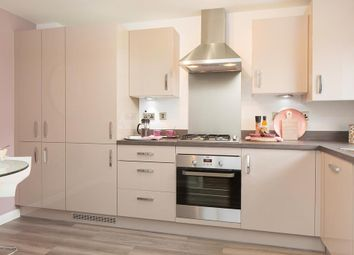 """Thumbnail 3 bedroom semi-detached house for sale in """"Folkestone"""" at Westend, Stonehouse"""