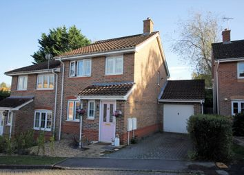 Thumbnail 3 bed semi-detached house for sale in Badgers Copse, Park Gate, Southampton