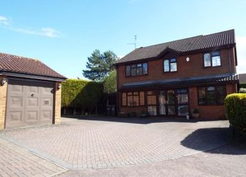 Thumbnail 5 bedroom detached house for sale in Fernheath, Luton, Bedfordshire