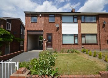 Thumbnail 4 bed semi-detached house for sale in Healey Crescent, Ossett