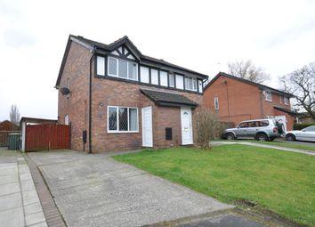 Thumbnail 2 bedroom semi-detached house for sale in Parkside, Lea, Preston, Lancashire