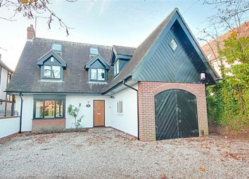 Thumbnail 4 bed detached house for sale in Vantorts Road, Sawbridgeworth, Hertfordshire