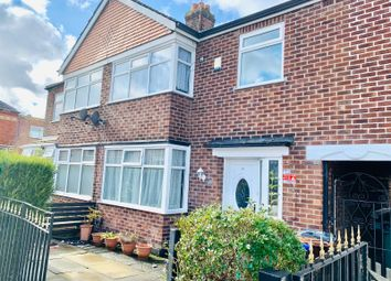 Thumbnail 3 bed semi-detached house to rent in Hemmons Road, Longsight, Manchester
