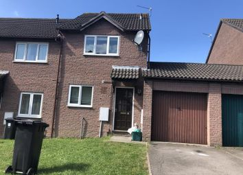 Thumbnail 2 bed end terrace house to rent in Broadcroft, Bradley Stoke, Bristol