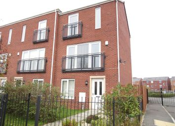 Thumbnail 4 bed property to rent in Shadowbrook Drive, Speke, Liverpool