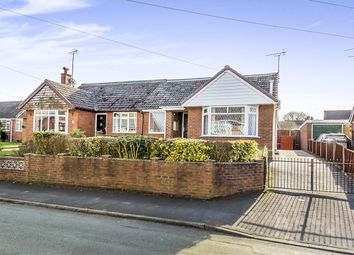 Thumbnail 2 bed bungalow for sale in Heath Grove, Meir Heath, Stoke-On-Trent