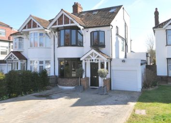 Thumbnail 4 bed semi-detached house for sale in Ridgeway Drive, Bromley