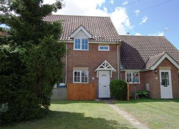 Thumbnail 2 bed terraced house for sale in Wren Cottage, Back Road, Wenhaston