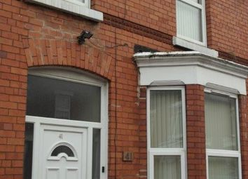 Thumbnail 4 bedroom terraced house for sale in Cranborne Road, Liverpool