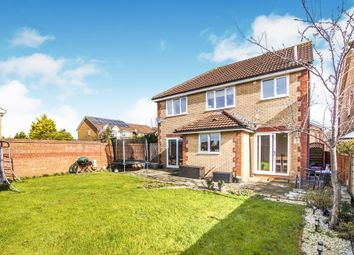 Thumbnail 4 bedroom detached house for sale in Clarendon Close, Bulwark, Chepstow