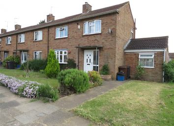 Thumbnail 2 bed end terrace house for sale in Chalcombe Avenue, Kingsthorpe, Northampton