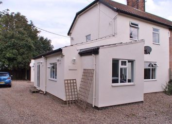 Thumbnail 3 bed semi-detached house for sale in Washway Road, Moulton Seas End, Spalding
