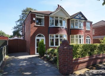 Thumbnail 3 bed semi-detached house for sale in Marford Crescent, Sale