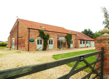 Thumbnail 5 bed barn conversion for sale in Wiggenhall St. Mary The Virgin, King's Lynn, Norfolk