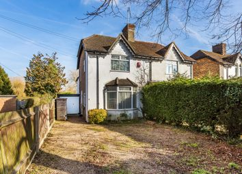 Thumbnail 3 bed semi-detached house for sale in Eastbourne Road, Blindley Heath, Lingfield, Surrey