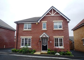 Thumbnail 4 bed detached house to rent in Crib Y Sianel, Rhoose, Vale Of Glamorgan