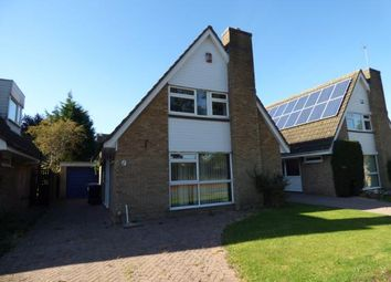 Thumbnail 3 bedroom detached house for sale in Yardley Drive, Kingsthorpe, Northampton, Northamptonshire
