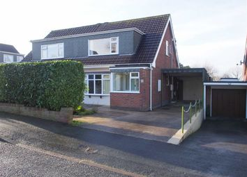 Thumbnail 3 bed semi-detached house to rent in Pitcher Lane, Leek