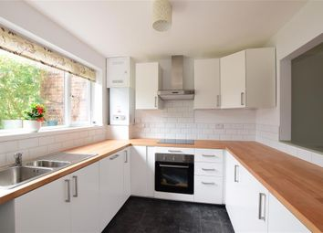Thumbnail 3 bed terraced house for sale in Garland Close, Chichester, West Sussex