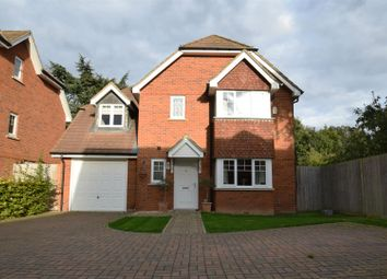 Thumbnail 4 bedroom detached house for sale in Caversham, Reading, Berkshire
