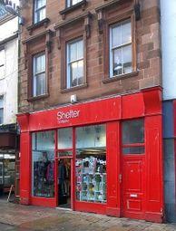 Thumbnail Retail premises to let in 111-113 High Street, Ayr