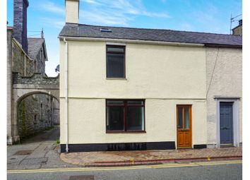 Thumbnail 2 bed end terrace house for sale in Stanley Street, Holyhead