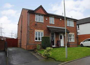 Thumbnail 3 bed semi-detached house for sale in Leeward Close, Lower Darwen