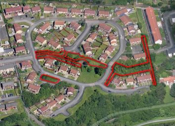 Thumbnail Land for sale in Plots Of Ground At Lochburn Road, West End, Glasgow G200Lq