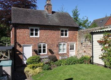 Thumbnail 3 bed cottage for sale in Moor Lane, Kirk Langley, Ashbourne, Derbyshire