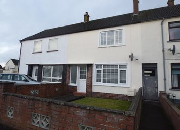 Thumbnail 2 bed terraced house for sale in Carnell Terrace, Prestwick, South Ayrshire