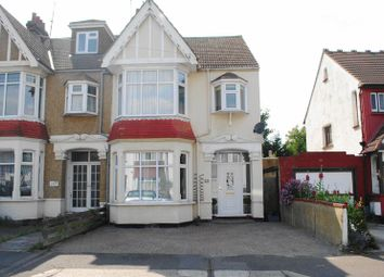 Thumbnail 4 bed terraced house for sale in Leighton Avenue, Leigh-On-Sea, Essex