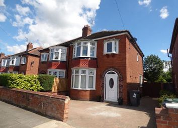 Thumbnail 3 bed semi-detached house for sale in Manor Drive, Bennetthorpe, Doncaster