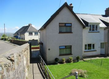 Thumbnail 2 bed end terrace house for sale in Harbour Village, Goodwick, Pembrokeshire