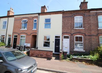 Thumbnail 2 bed terraced house for sale in Gladstone Street, Beeston, Nottingham