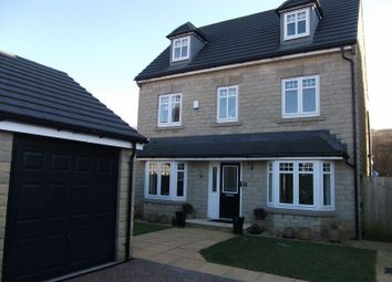 Thumbnail 5 bedroom detached house for sale in Cottonmill Court, Bacup