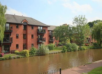 Thumbnail 1 bed flat for sale in The Moorings, Stafford Street, Stone