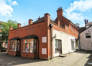Thumbnail 2 bedroom flat for sale in High Street, Dereham
